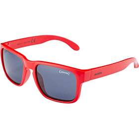 Alpina Mitzo Kids Gafas Niños, red